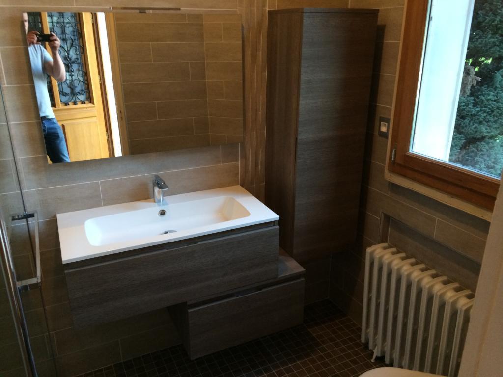 Travaux r novation salle de bains sannois argenteuil ermont for Prix renovation salle de bain 9m2